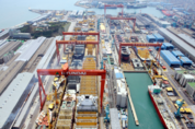현대중공업그룹, 쿠웨이트서 7척 수주…막판 스퍼트