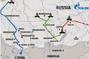 중·러 에너지 협력 확대…천연가스관 공사 완료